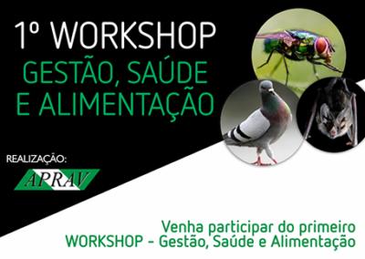 1º Workshop Gestão, Saúde e Alimentação